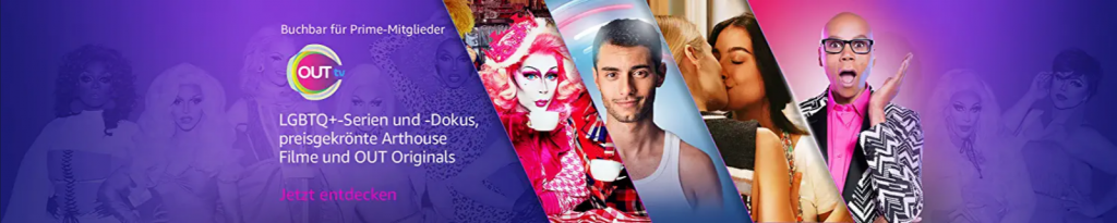 Banner OutTV Amazon